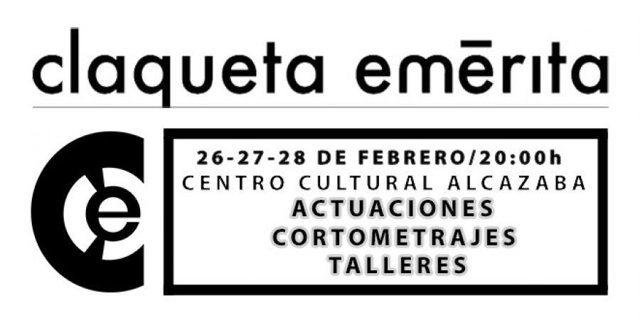 Claqueta Emérita III Edición