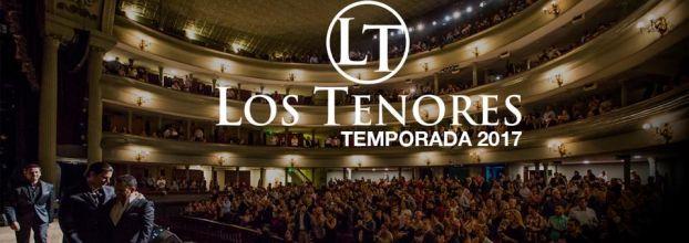 Los Tenores, Temporada 2017.