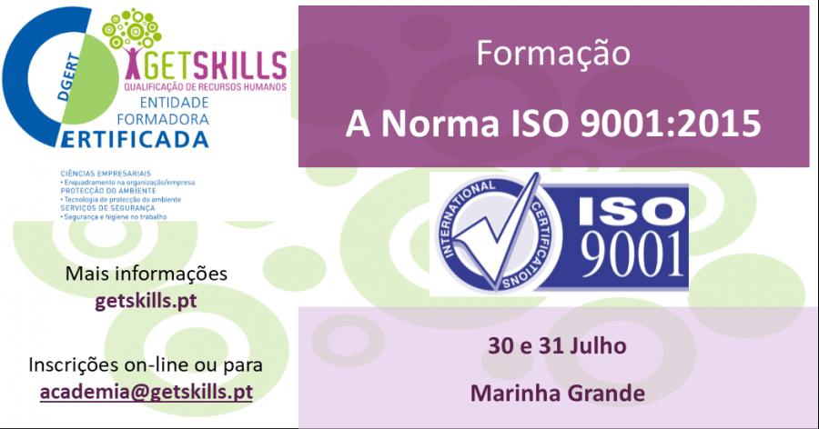 A Norma ISO 9001:2015
