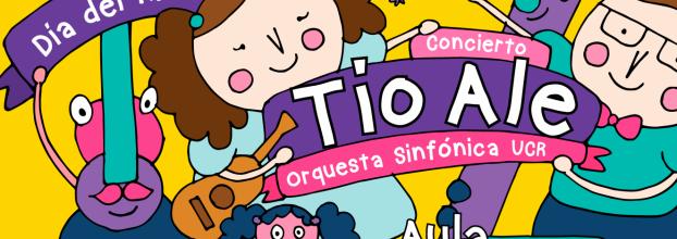 Tío Ale y la Orquesta Sinfónica UCR