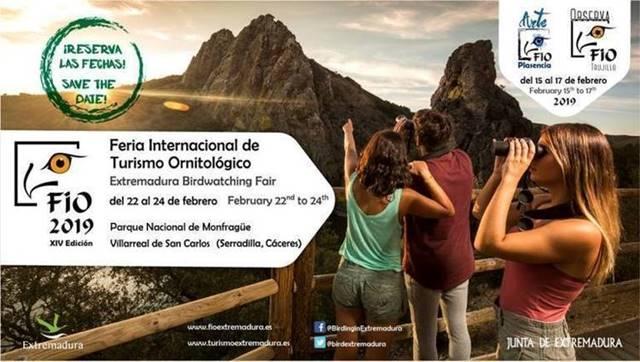 FIO 2019 || Feria Internacional de Turismo Ornitológico