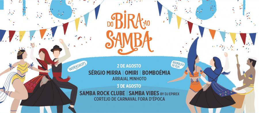 V Edição - Festival Do Bira ao Samba