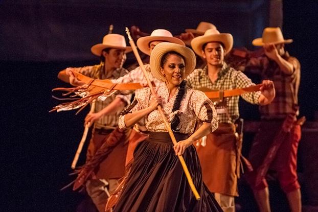 FIA 2018. Somos negro, somos color. Ballet Folclórico Nayuribes, CCSS. Costa Rica