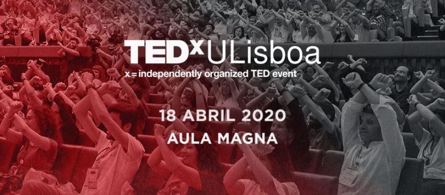 TEDxULisboa: Inspira-te com grandes oradores!