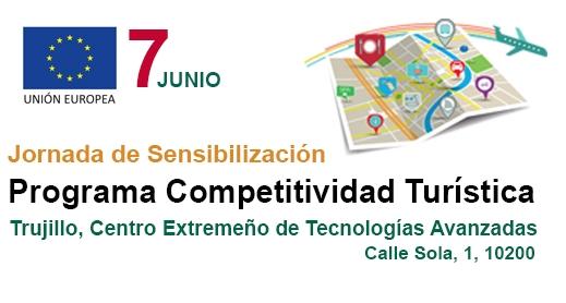 Jornada de sensibilización: Programa de Competitividad Turística