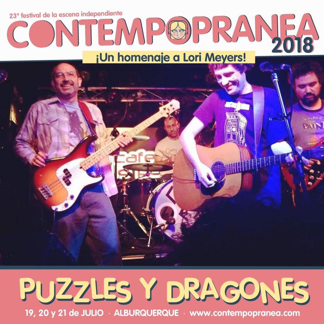 PUZZLES Y DRAGONES // Acústico PISCINA