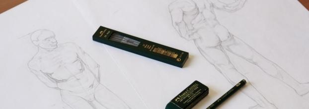 Workshop de Desenho: Figura Humana