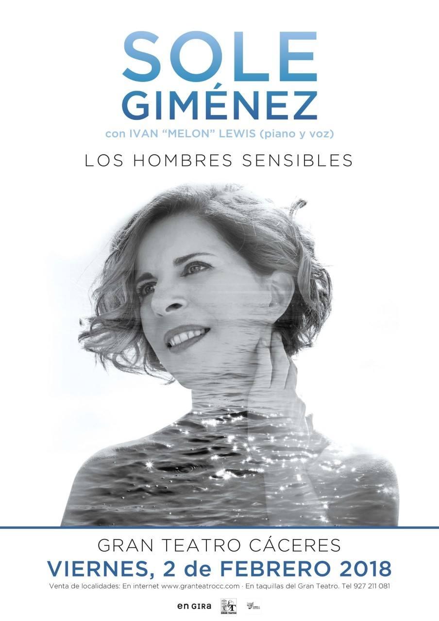 SOLE GIMENEZ, Los hombres sensibles