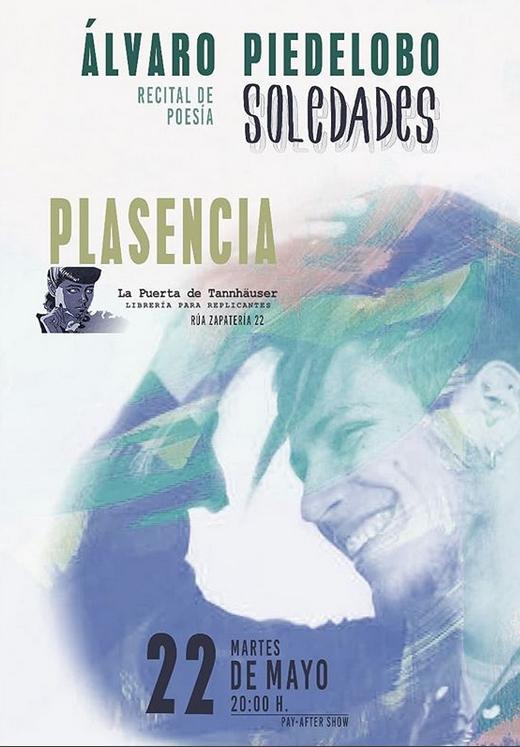 Álvaro Piedelobo presenta 'Soledades'