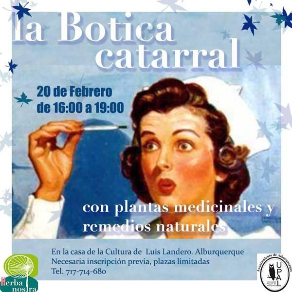 La Botica Catarral | ALBURQUERQUE
