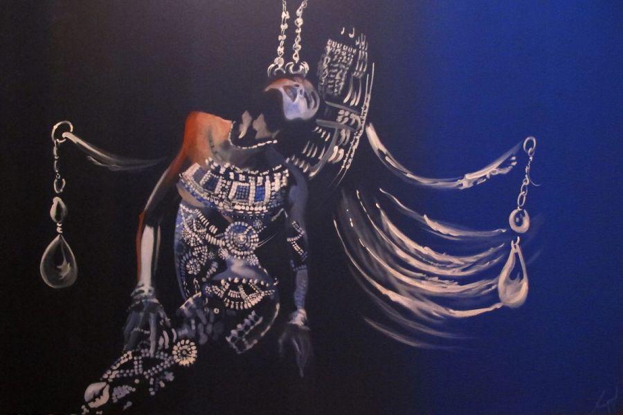 Exposição 'AFROdisíaca', de Neusa Negrão