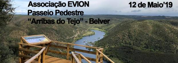 Passeio pedestre 'Arribas do Tejo' - Belver (16km)