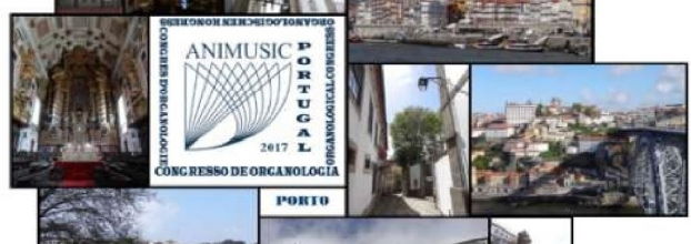 6º Encontro Científico Internacional para Estudos sobre Som e Instrumentos Musicais CONGRESSO DE ORGANOLOGIA PORTO - PORTUGAL 6th International Scientific Meeting for Sound and Musical Instrument Studies