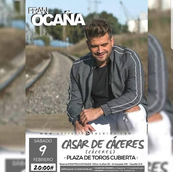 FRAN OCAÑA | CASAR DE CÁCERES
