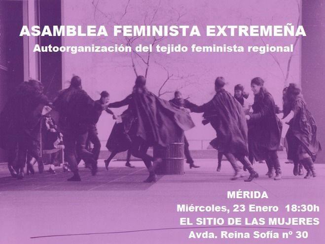 Asamblea Feminista Extremadura