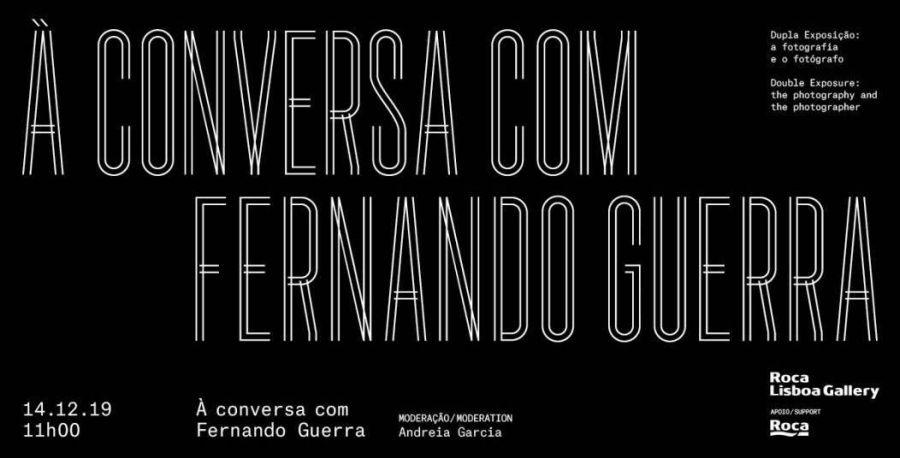 À CONVERSA COM FERNANDO GUERRA