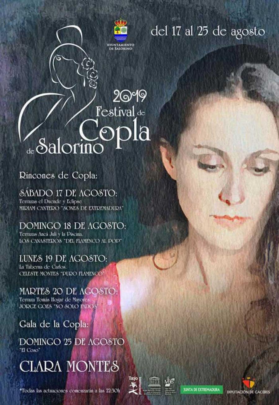 GALA | VII FESTIVAL DE COPLA DE SALORINO | 2019