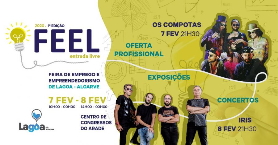 Feira de Emprego e Empreendedorismo de Lagoa - Algarve