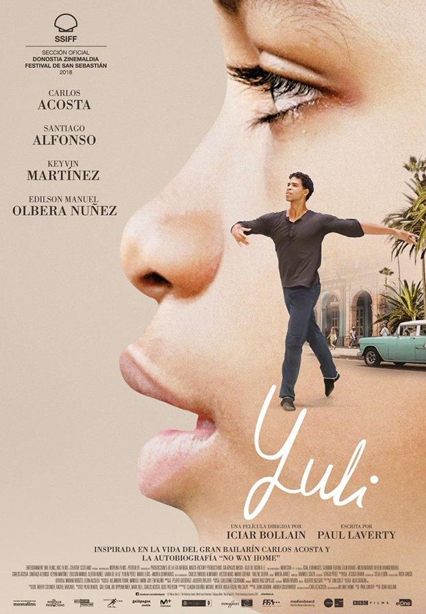 Festival de cine europeo 2019. Yuli. España