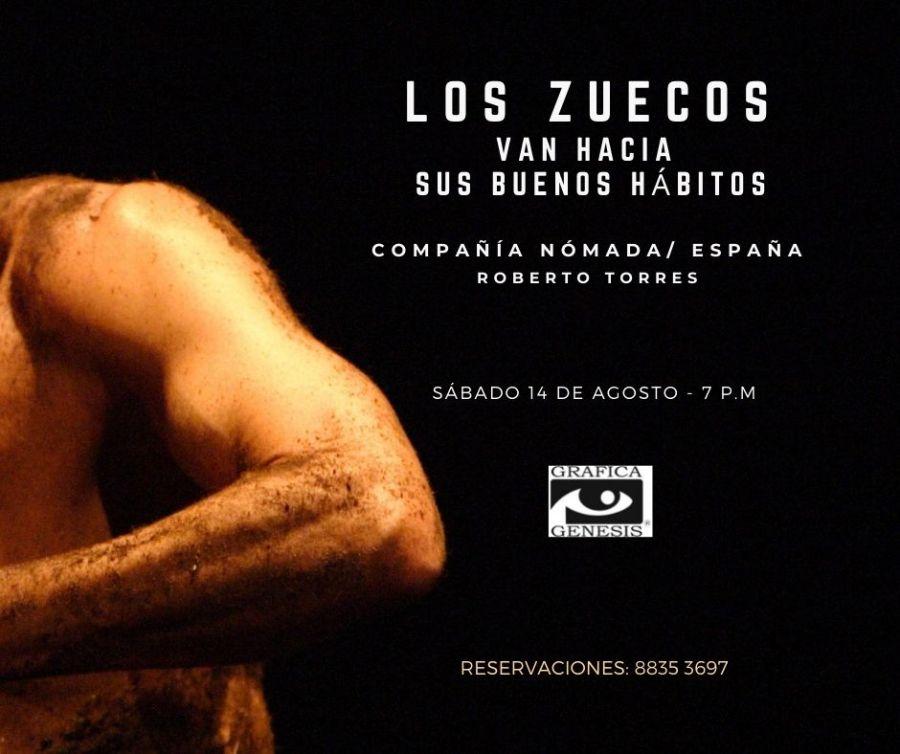 Los Zuecos van hacia sus buenos hábitos. Compañía Nómada (España)
