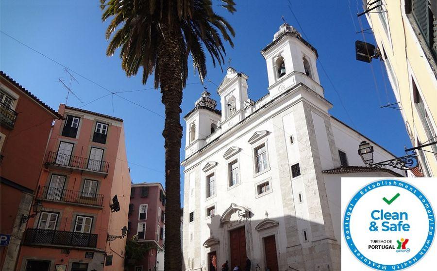 Roteiro Alfama e Confraria dos Mareantes - história e tradições