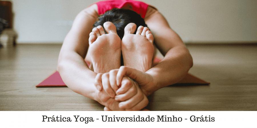 Mega aula de aberta de Yoga | Universidade do Minho | 30 Set