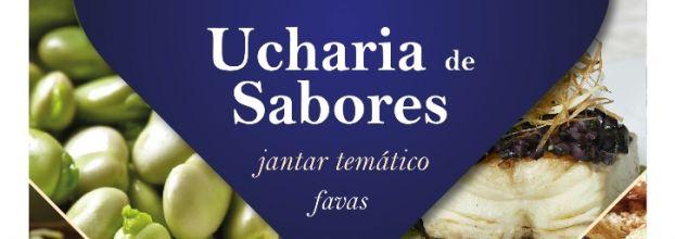 UCHARIA DE SABORES: FAVAS