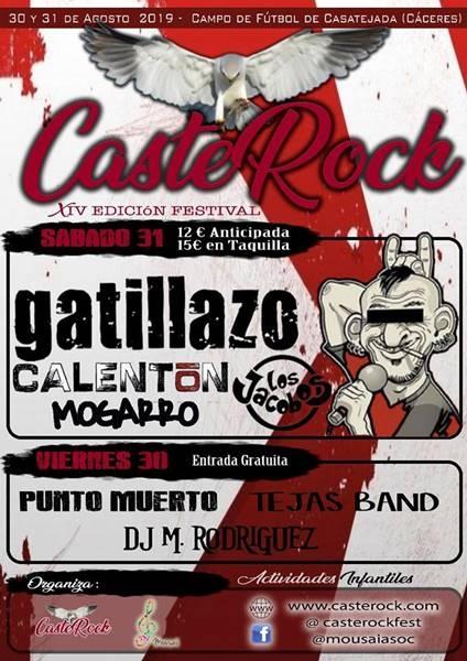 XIV Festival CasteRock