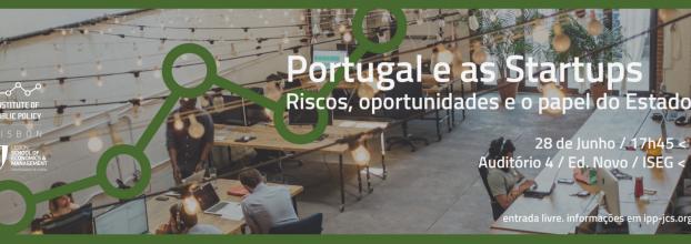Portugal e as Startups: riscos, oportunidades e o papel do Estado