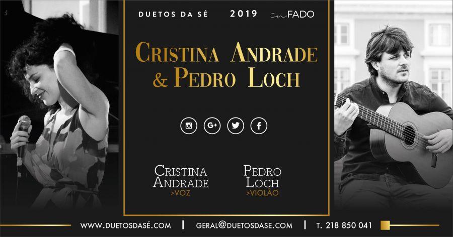 IN FADO - Cristina Clara  & Pedro Loch