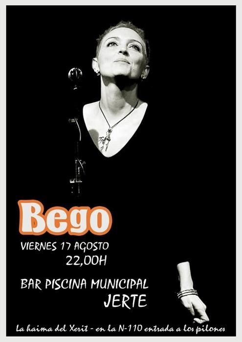 Concierto de BEGO || Bar Piscina Municipal Jerte