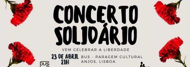 Concerto solidário 25 de Abril