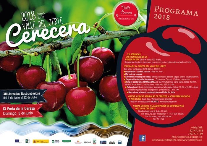 XIII Jornadas Gastronómicas de la Cereza Picota