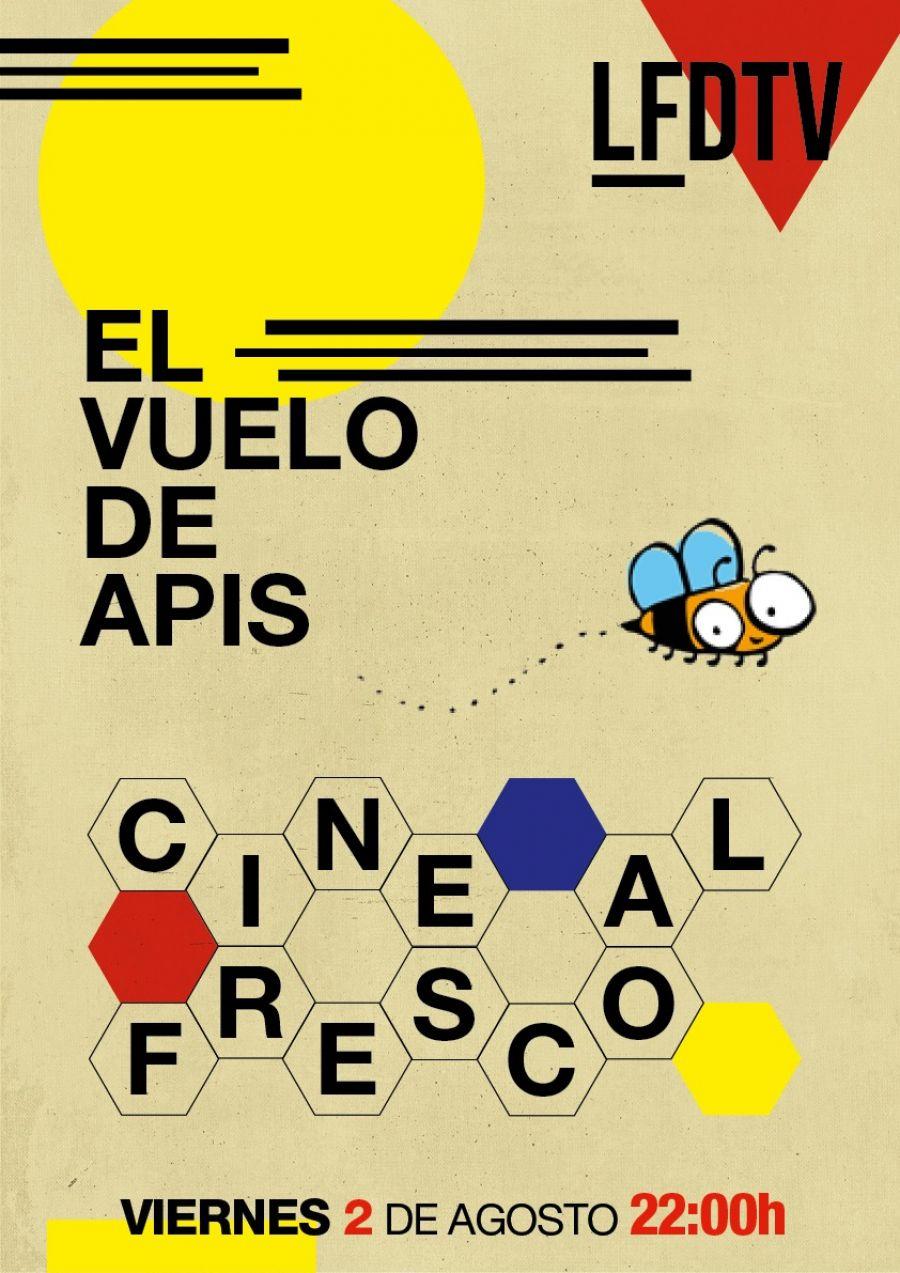 Cine al Fresco: El vuelo de Apis