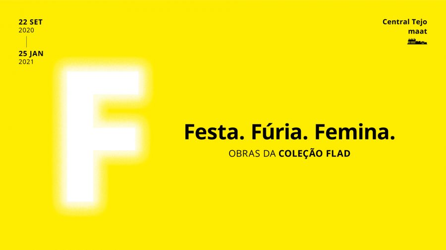 Festa. Fúria. Femina. – Obras da Coleção FLAD