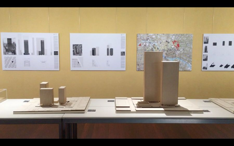"""MIES.5OYEARS.PORTO: """"The Measure of Mies"""" online series, #3_ working on 'Lafayette Park, Detroit'"""