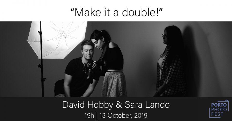 David Hobby & Sara Lando: Make it a double!
