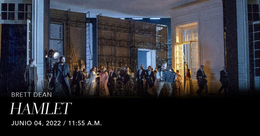 Hamlet (Brett Dean). Met Live in HD