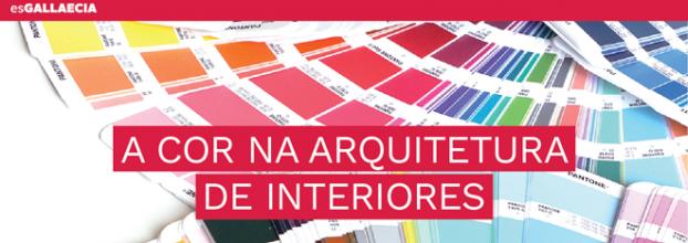 A Cor | arquitetura de interiores