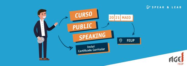 Curso Public Speaking - FEUP