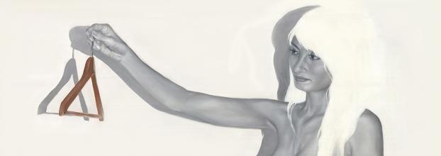 Inauguración. Traje humano. Man Yu. Pintura, escultura, video y otros