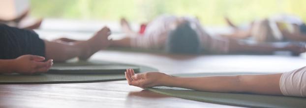 Sessão de Yoga Nidra