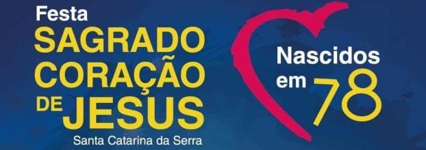 Festa Sagrado Coração de Jesus