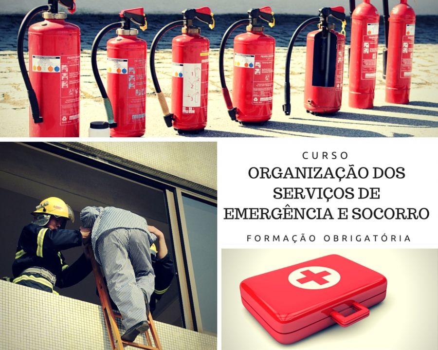 Curso de Organização dos Serviços de Emergência e Socorro