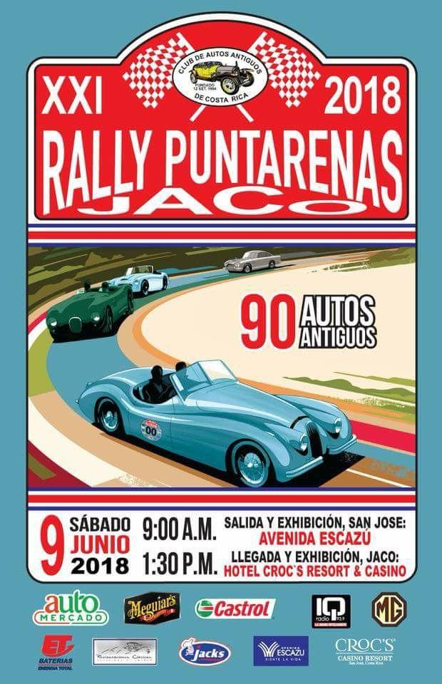 Rally de Autos Antiguos