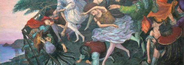 Inauguración. Julio Escámez Carrasco. Pintura