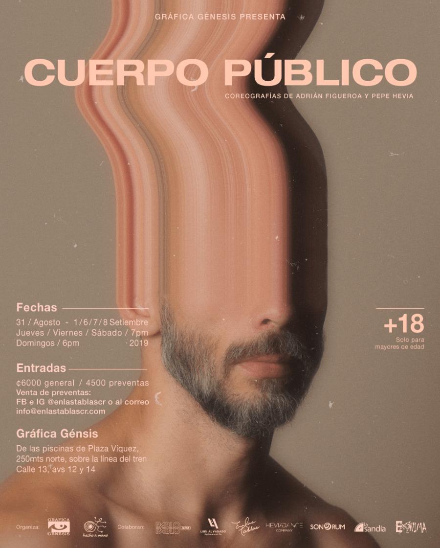 Cuerpo público. Adrián Figueroa & Pepe Hevia.