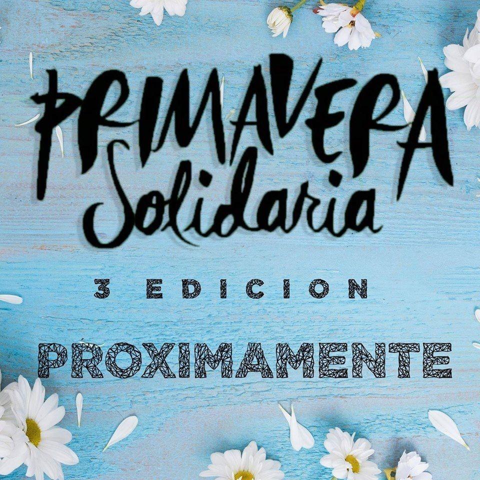 3ª edición Festival Primavera Solidaria