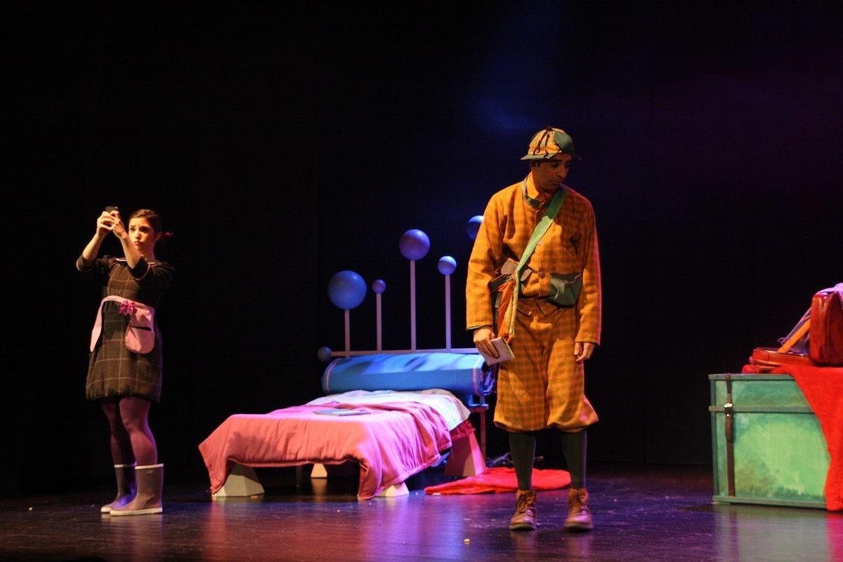 Teatro Ciclo D'Rule | 'Ninonita y Cesáreo'