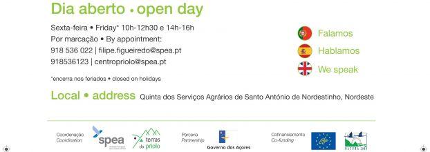 Open Day nos Viveiros | Open Day in the plants nurseries